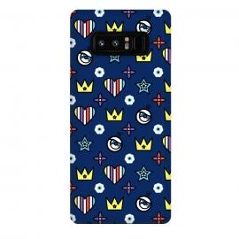 Galaxy Note 8  EYE MONOGRAM by
