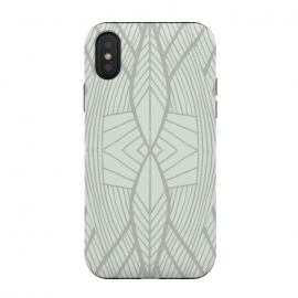 iPhone X  Artdeco by Susanna Nousiainen (artdeco,geo,lines,simple)