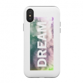 iPhone Xs / X  Dream by Susanna Nousiainen (dream,text)