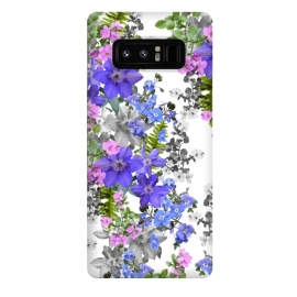 Galaxy Note 8  Flora Light 1 by Zala Farah