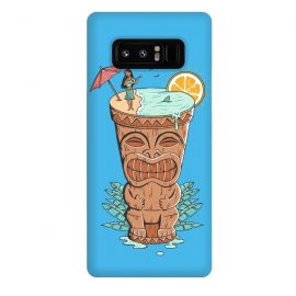 Galaxy Note 8  Tiki Drink by Coffee Man
