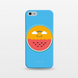 iPhone 5/5E/5s  Sun and Watermelon by Coffee Man