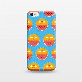 Sun and Watermelon pattern by Coffee Man