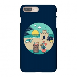 iPhone 8/7 plus  Video game beach by