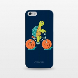 iPhone 5/5E/5s  Fast and Cute by  (animals, animal, animals lover, pet, pets, pets lover, turtle, snail,fun, funny, humor, kid, kids, children,fast, sloth,nature,cute, adorable)