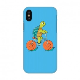 iPhone X  Fast and Cute 2 by Coffee Man