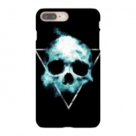 iPhone 8/7 plus  Skull by Mitxel Gonzalez (skull,skulls and bones,skull art,skull phonecase,skull lovers,love skulls,dark art,skulls)