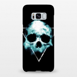 Galaxy S8+  Skull by Mitxel Gonzalez (skull,skulls and bones,skull art,skull phonecase,skull lovers,love skulls,dark art,skulls)