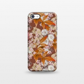 iPhone 5C  Lush Garden by Zala Farah