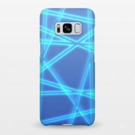 Galaxy S8+  Light beams by Gill Eggleston Design