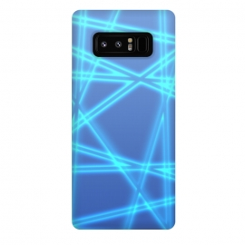 Galaxy Note 8  Light beams by