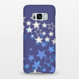 Galaxy S8+  Fuzzy stars by Gill Eggleston Design