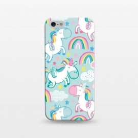 iPhone 5/5E/5s  Unicorn Surprise by Kimrhi Studios