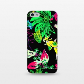 iPhone 5/5E/5s  Good Garden by Bettie * Blue