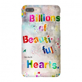 We are Billions of Beautiful Hearts by Bettie * Blue (words,song,lyrics,Pink,gray,quote,colorful,font,text,love,romantic)
