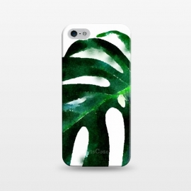 iPhone 5/5E/5s  Fresh Leaves by Uma Prabhakar Gokhale