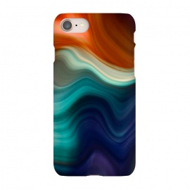 iPhone 8/7  Color Wave by Olga Khomenko