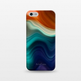 iPhone 5/5E/5s  Color Wave by CatJello
