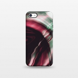 iPhone 5C  Color Wave 3 by Olga Khomenko