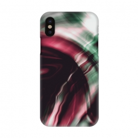 iPhone X  Color Wave 3 by CatJello