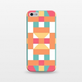 iPhone 5/5E/5s  Candy Land (by Color Blocks) by Zala Farah