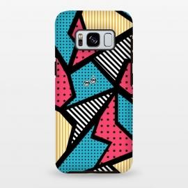 Galaxy S8 plus  Geometric POP ART by