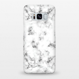 Galaxy S8+  Marble Texture Pattern 035 by Jelena Obradovic