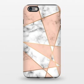 iPhone 6/6s plus  Marble Geometry 050 by Jelena Obradovic