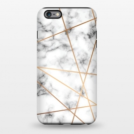 iPhone 6/6s plus  Marble Geometry 051 by Jelena Obradovic