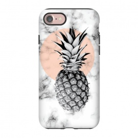 iPhone 8/7  Marble Pineapple 053 by Jelena Obradovic