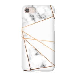 iPhone 8/7  Marble Geometry 054 by Jelena Obradovic