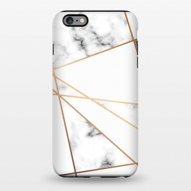 iPhone 6/6s plus  Marble Geometry 054 by Jelena Obradovic