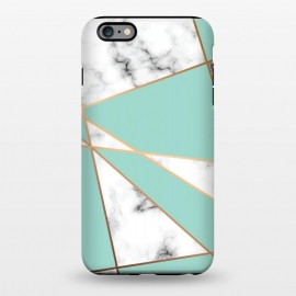 iPhone 6/6s plus  Marble Geometry 055 by Jelena Obradovic