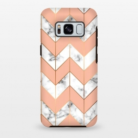 Galaxy S8 plus  Marble Geometry 058 by