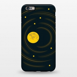iPhone 6/6s plus  Geek Abstract Stars And Moon by Boriana Giormova