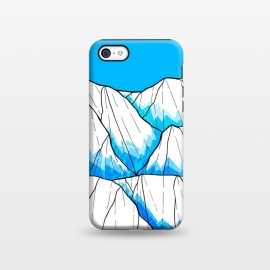 iPhone 5C  Glacier hills by Steve Wade (Swade)