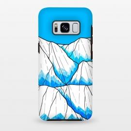 Galaxy S8 plus  Glacier hills by