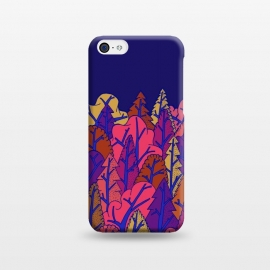 iPhone 5C  The Deep Woodland by Steve Wade (Swade)