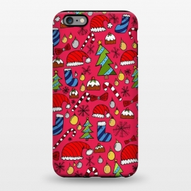 iPhone 6/6s plus  The Christmas Pattern by Steve Wade (Swade)