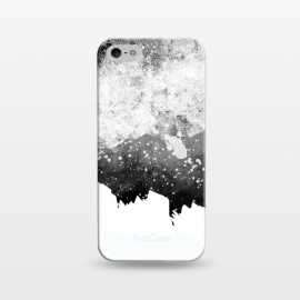 iPhone 5/5E/5s  Galaxy Greyscale by Steve Wade (Swade)
