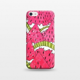 iPhone 5C  Watermelon Mountains by Steve Wade (Swade)