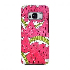 Galaxy S8  Watermelon Mountains by Steve Wade (Swade)