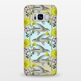 Galaxy S8+  Floral Fishies by Zala Farah