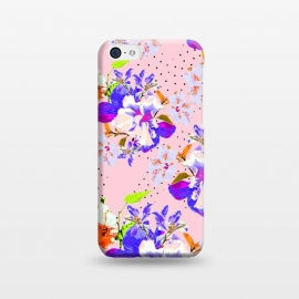 iPhone 5C  Hyper Bloom by Zala Farah