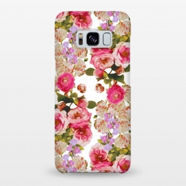 Galaxy S8+  Floral Friends by Zala Farah