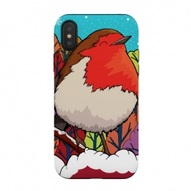 iPhone Xs / X  The Big Red Robin by
