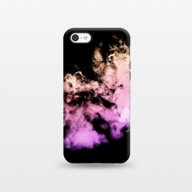 iPhone 5C  The Misty Clouds by Steve Wade (Swade)