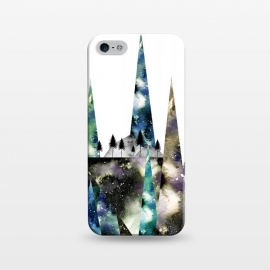 iPhone 5/5E/5s  Geo Nature by Amaya Brydon