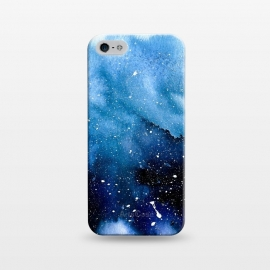 iPhone 5/5E/5s  Ocean Abyss  by  (sea,ocean,cosmic,blue,navy,deep)