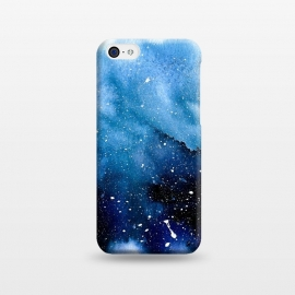 iPhone 5C  Ocean Abyss  by Amaya Brydon (sea,ocean,cosmic,blue,navy,deep)